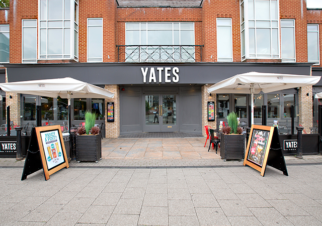Pubs In High Wycombe With Great Pub Food Yates