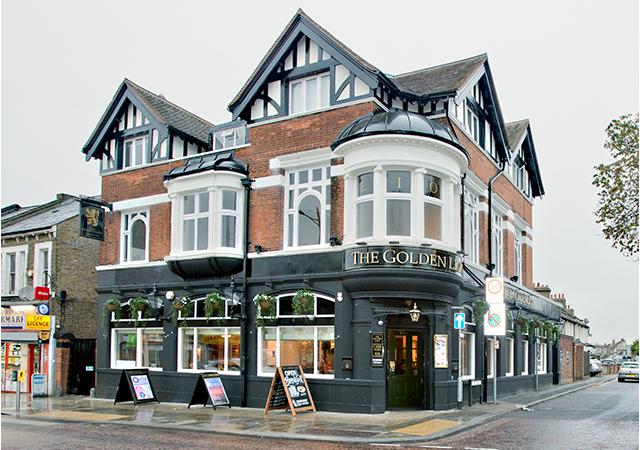 The Golden Lion Pubs In Bexleyheath Serving Pub Food