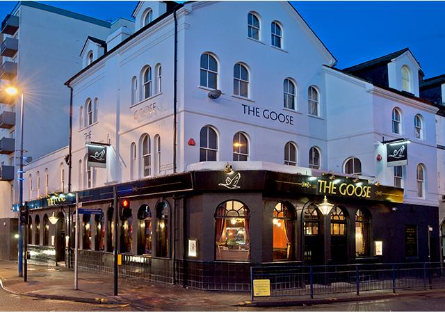 Goose Walthamstow Pubs In Walthamstow Serving Pub Food