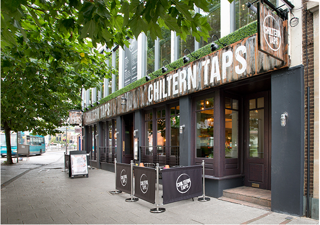 Chiltern Taps Craft Beer Ales Pub In High Wycombe
