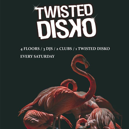 Twisted Disko Image for Rosies Chester