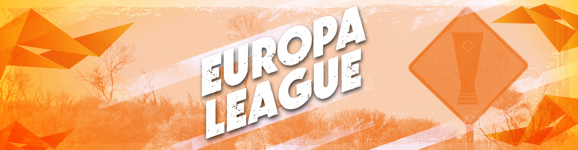 Europa League at Walkabout
