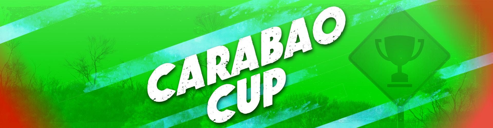 Carabao Cup at Walkabout
