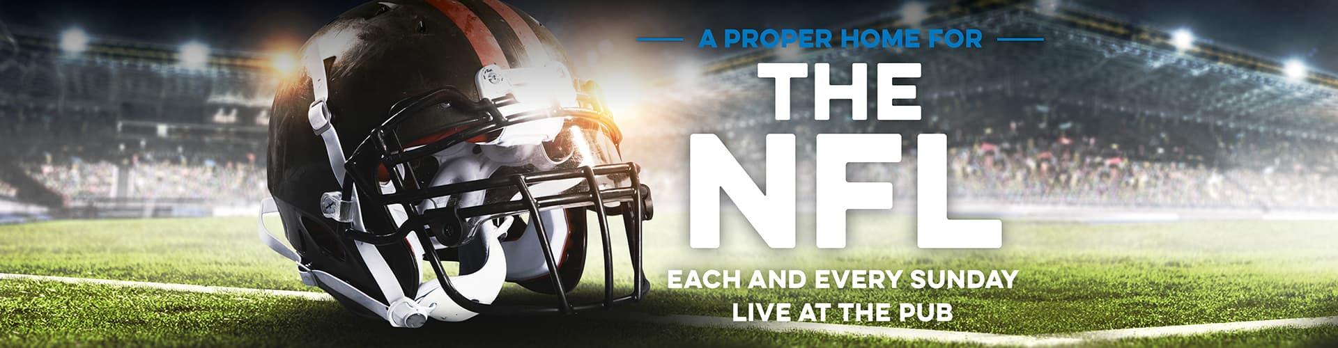 Watch NFL Live at a Sports Pub in Prestatyn