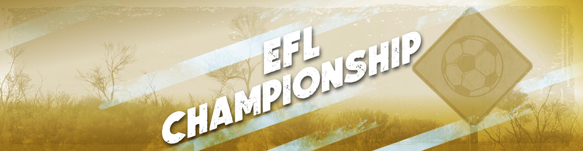 EFL Championship Football at Walkabout
