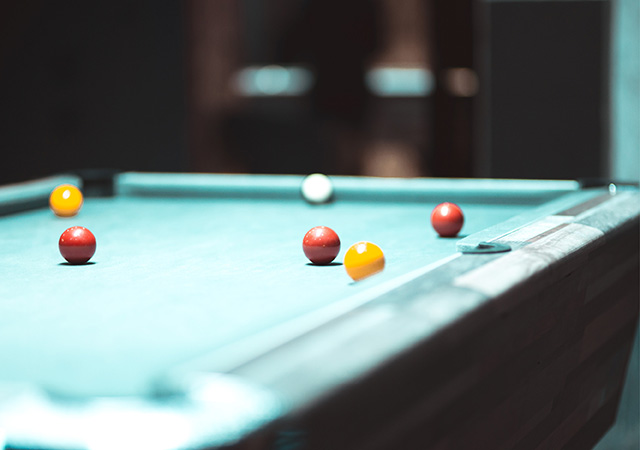 Hideout Derby Pool Tables
