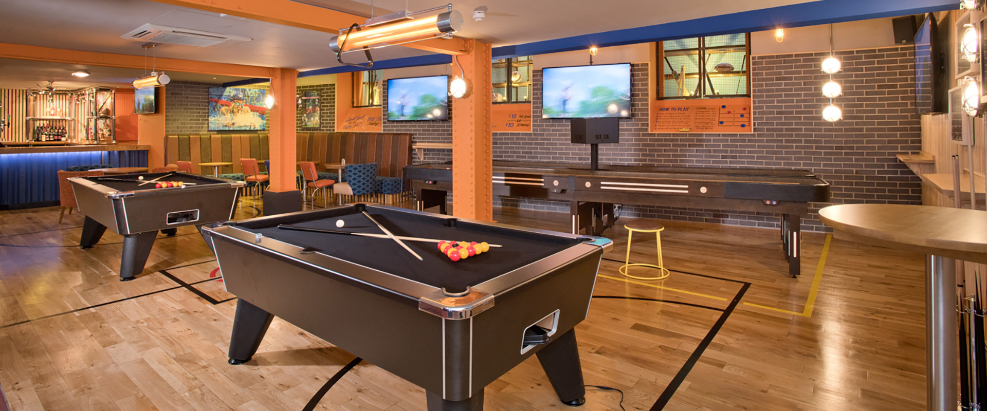 The Sports Ground at Sports Bar and Grill Marylebone