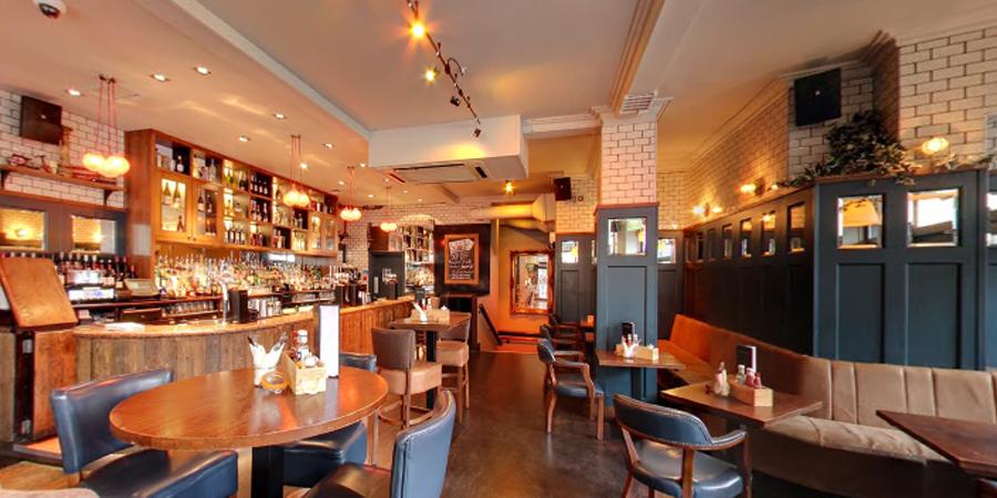 Cocktail Lounge near Oxford Street