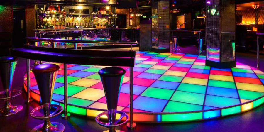 Groovy Wonderland - retro clubroom in Mayfair